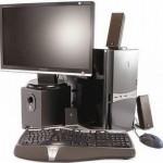 повреден компютър